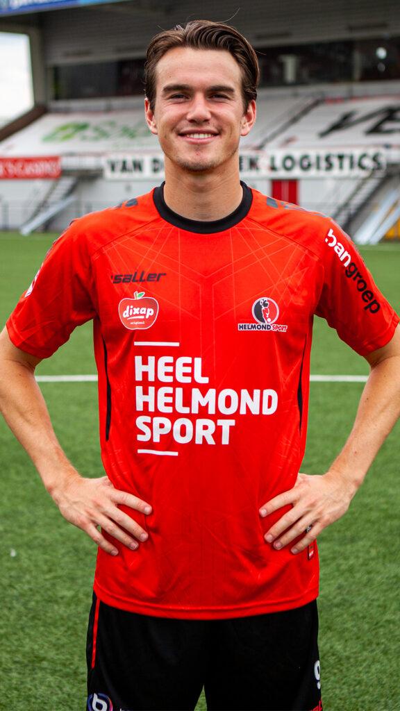 Helmond Sport thuisshirt 2021-2022