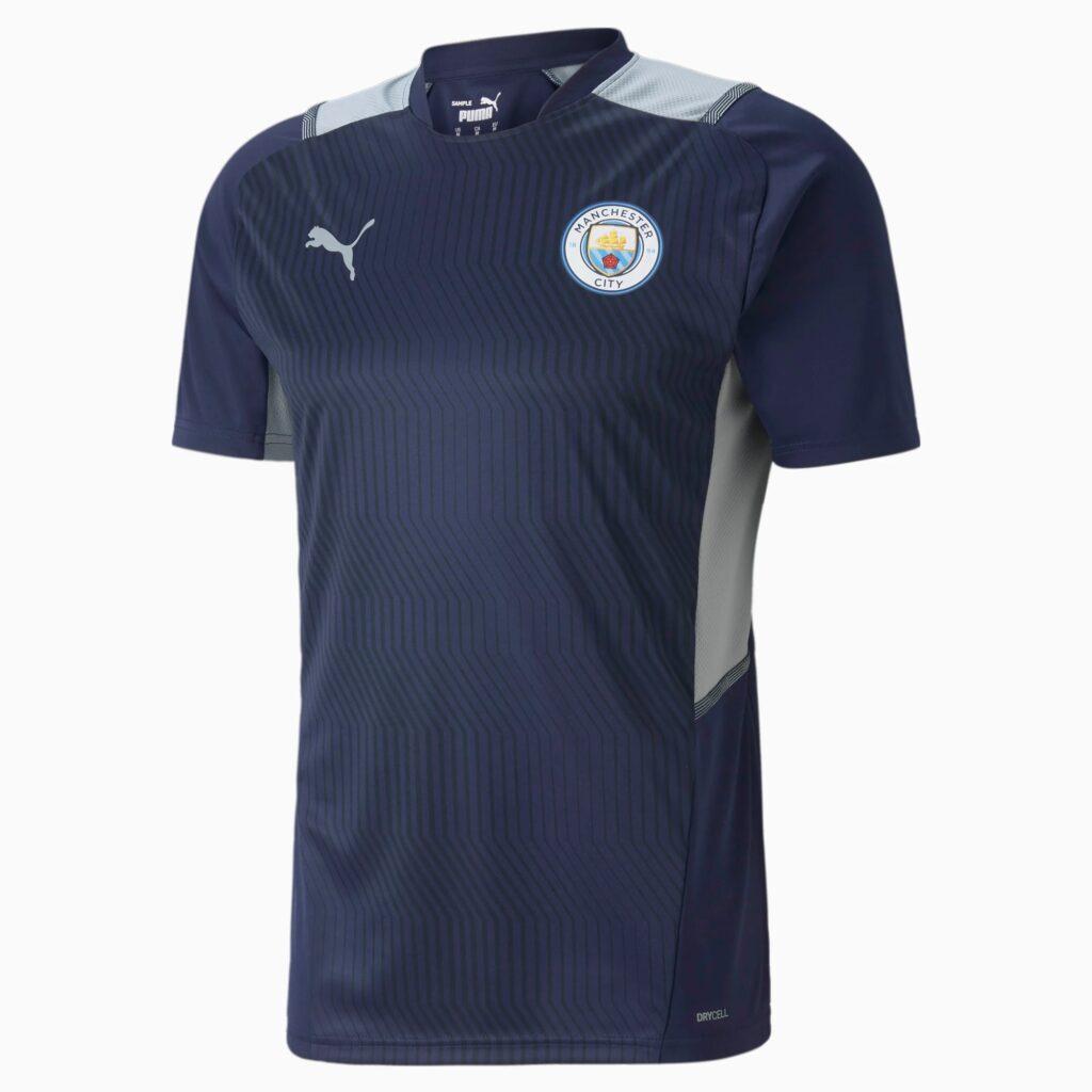 Manchester City trainingsshirt 2021-2022 - 8