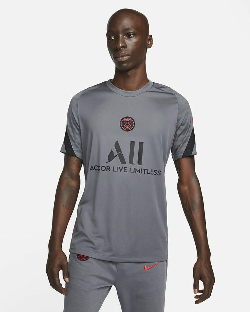 Paris Saint Germain trainingsshirt 2021-2022 - 7