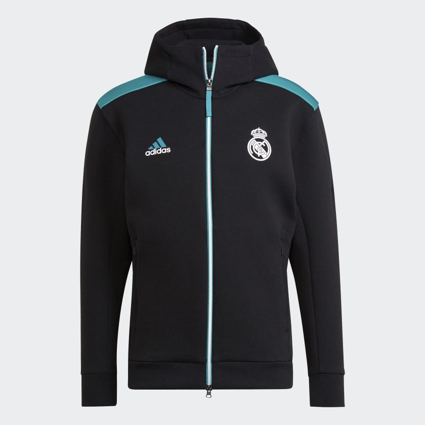 Real Madrid trainingsjack 2021-2022 - 4